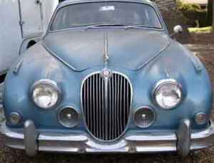 Jeanette MacDonald's 1962 Jaguar