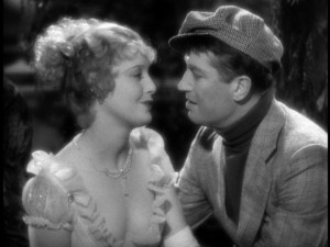 Jeanette MacDonald and Maurice Chevalier in Love Me Tonight