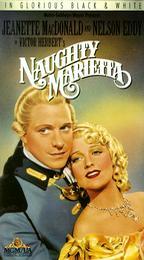 Jeanette MacDonald & Nelson Eddy in Naughty Marietta