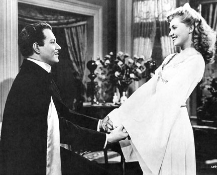Nelson Eddy and Susanna Foster in Phantom of the Opera