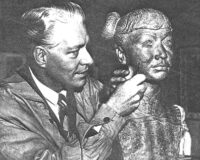 Nelson Eddy Sculptures