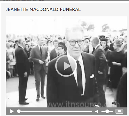 j funeral itn video