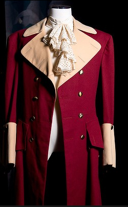 "Nelson Eddy ""New Moon"" coat"