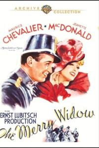 The Merry Widow DVD