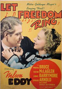 Nelson Eddy Let Freedom Ring