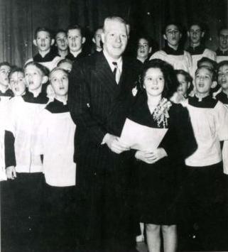 Nelson Eddy & Shirley Temple