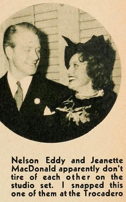 Nelson Eddy Jeanette MacDonald