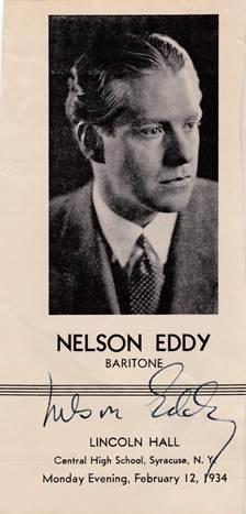 Nelson Eddy
